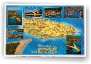 229 Craotia - island of Brac, Bol
